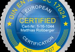 Zertifizierter SV für Reinraumtechnik